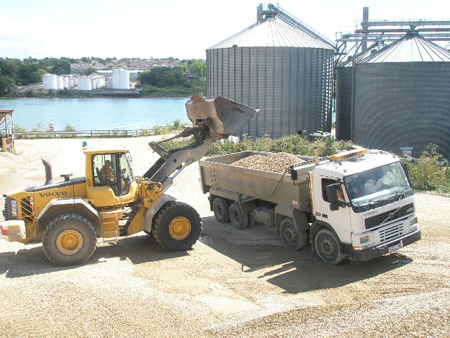 Aggregates-and-plant-machinery